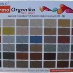 Termoorganika tablica mozaika