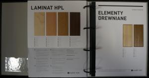 elementy drewniane